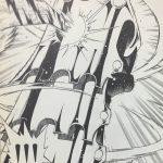 【うえきの法則】二ツ星神器・威風堂堂(フード)考察、地面から出た巨大な腕が防御する盾の神器!