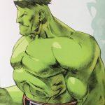【マブカプ】ハルクの強さと人物像考察、ムキムキマッチョが格好いい!