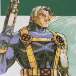 【マブカプ】ケーブルの強さと人物像考察、未来から来た謎のヒーロー!