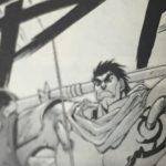 【バスタード】ブラド・キルスの強さと人物像考察、巨大なハルバードを振り回す剛勇の士!