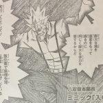 【僕のヒーローアカデミア】入中常衣(ミミック)の強さと個性考察、己を削る圧殺策!