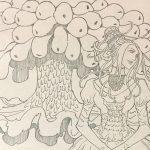 【ハンターハンター】第二王子カミーラの人物像と守護霊獣考察、禍々しさに打ち震える!