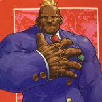 【私立ジャスティス学園】ボーマンの強さと人物像考察、筋肉質なゴツ神父!