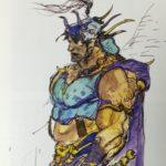 【ファイナルファンタジー】ガイの強さと人物像考察、パワーファイター的な巨漢!