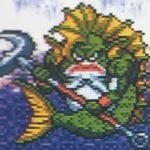 【ドラゴンクエスト】グラコスの強さとキャラ考察、半魚人系の魔王!