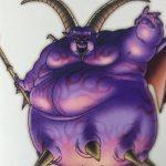【ドラクエ】暗黒神ラプソーンの強さと性能考察、闇の世界の神!