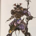 【ファイナルファンタジー】リチャードの強さと人物像考察、リバイアサンに飲み込まれていた竜騎士!