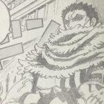 【ワンピース】サニー号に到着したカタクリが着火ファイヤーしない理由は?