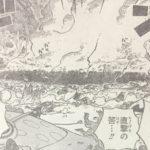 【ワンピース】876話「プリン、偶然現る!!」ネタバレ確定感想&考察!