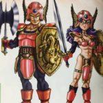 【ドラゴンクエスト】職業・戦士の強さと性能考察、HPと攻撃力に優れるアタッカー!