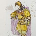 【ファイナルファンタジー】ゴードンの強さと人物像考察、カシュオーン王国の第二王子!
