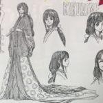 【ワンピース】大覚寺「魔獣と姫と誓いの花」のキャラ3名、菊姫・ラーク皇子・虎次について!