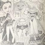【ワンピース】893話戦略×暗殺リベンジャー×脚長族の三姉妹!ネタバレ展開予想&考察!