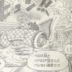 【ワンピース】不思議な三角関係?サニー号に合流したプリンの今後の行動について!