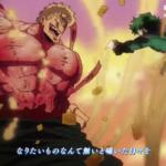 【ヒロアカ・アニメ3期】4話「僕のヒーロー」感想&考察、マスキュラーvsデクの戦いが熱すぎる!