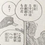 【ワンピース】革命軍を売る方法、またはそれに対する対抗策について!