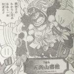 【ワンピース】天狗山飛鉄&二代鬼徹、2本の名刀の登場について!