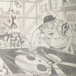 【ワンピース】ベラミー染め物職人&浮遊する相撲屋根、915話絡みの小ネタ2点!