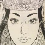【蒼天航路】甄氏(しんし)の人物像考察、運命に抗う氷の美貌!