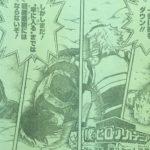 【僕のヒーローアカデミア】206話「第3セット決着」ネタバレ確定感想&考察、取蔭切奈ちゃんがエロ可愛い!![ヒロアカ→207話]