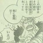 【ワンピース】キッドの片腕を奪ったシャンクス(赤髪海賊団)との抗争のことなど![928話]