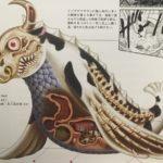 巨大生物解剖図5選考察、ここまで掘り下げられてる事自体がすごい![考察]