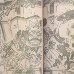【ワンピース】若き日のオロチの秀吉感、現在のオロチと比較!