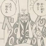 【ワンピース】福ロクジュ&オロチ御庭番衆について![考察]