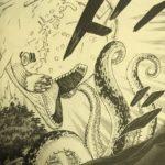 【青のエクソシスト】海津見彦(アマツミヒコ)の強さ考察う、大王イカと戦った海神!
