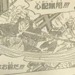 【ワンピース】938話・939話に繋がる謎と伏線、2人の武人と上位武装色![考察]