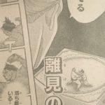 【火ノ丸相撲】235話ネタバレ確定感想&考察、離見の見vs鬼無双![→236話]