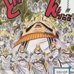 【ビブルカード】ヤマ考察、歴史を冒涜せしスカイピアの神兵長!