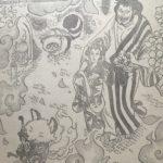 【ワンピース】946話の扉絵がとても良かった件、またはお鶴さんとSMILEについて!
