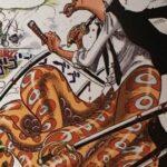 【ビブルカード】ヒョウゾウ考察、新魚人海賊団の剣士!