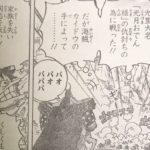 【ワンピース】948話ネタバレ確定感想&考察、カッパの河松登場![→949話]