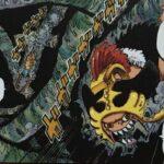 【ビブルカード】ダルマ考察、激しい牙を持つ凶暴な魚人!