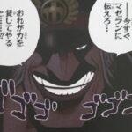 【ビブルカード】シリュウ考察、名刀雷雨を携える虐殺の元・看守長!