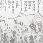 【ワンピース】952話激突×死者の魂×未来への躍動![→953話]