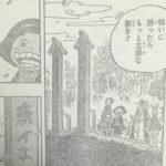 【ワンピース】康イエの死が確定、埋葬された遺体について!