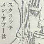 【ワンピース】アプーが元々カイドウ傘下であったことが判明した件について!