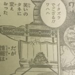 【ワンピース】960話暗躍×抜け穴×仲間を破滅へ導く男![→961話]