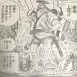 【ワンピース】962話絶縁×桃源白滝×黒炭オロチと豊臣秀吉![→963話]