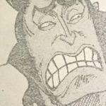 【ワンピース】イヤそう顔対決&若き日の錦えもん・傅ジローが似ている2人!