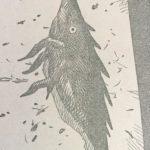 【チェンソーマン】ビームが魚の丸焼きみたいになって可哀想だけど可愛くて。
