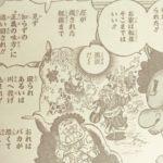 【ワンピース】最後の英傑・黒炭オロチについての再考察・再解釈!