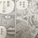 【ワンピース】潜伏する3人、ワノ国の内通者について思うこと!