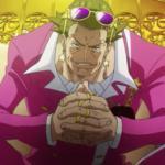 【ワンピース】ギルド・テゾーロにまつわる謎と伏線、黄金の光の中に逃げ場を探した男![超考察]
