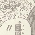 【ワンピース】鳳凰印の強さ考察、マルコの放つ両足キック!