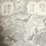 【ワンピース】戦況考察、百獣大看板の苛立ちと本気モード!