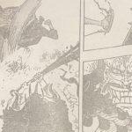 【完全なる翻弄】ルフィのアクロバティックな戦いぶりにカイドウ劣勢の色!